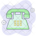 Customer Support Phone Icon