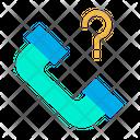 Landline Help Icon