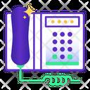Landline Phone Telephone Landline Icon