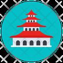 Pagoda Chinese Temple Landmark Icon