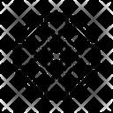 Landmine Min Attack Icon
