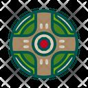 Landmine Icon