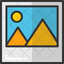 Landscape Photo Picture Icon