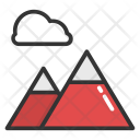 Landscape Nature Mountain Icon