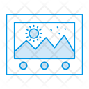Landscape Picture Photo Icon