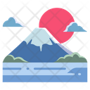 Fuji Japan Japanese Icon