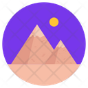 Hilly Area Hill Station Hills Icon
