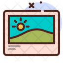Landscape Nature Plant Icon