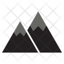 Landscape Mountain Mountain View Icon