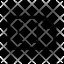 Landscape Brackets Coding Icon