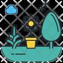 Landscape Gardening Landscape Gardening Icon