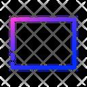 Landscape Position Icon