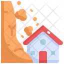 Landslide Natural Disaster Disaster Icon