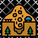 Landslip Icon
