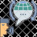 Talent Translate Language Icon