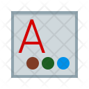 Language Input Scripting Icon