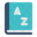 Language Book Education Icon