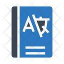Language Book Icon
