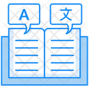 Language Learning Icon