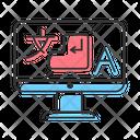 Translation Online Instant Icon