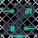 Bilingual Language Script Icon