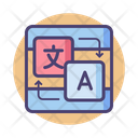 Mtranslation And Localization Icon