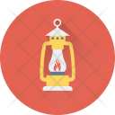 Lantern Flame Homeware Icon