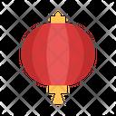 Lantern Chinese New Year Icon