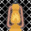 Lantern Flame Lantern Candle Lantern Icon