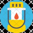 Gas Dispenser Lantern Icon