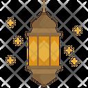 Lantern Muslim Prayer Icon