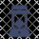 Camping Lantern Light Icon