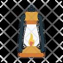 Lantern Firelamp Candle Icon