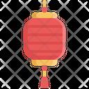 Lantern Lamp Chinese New Year Icon