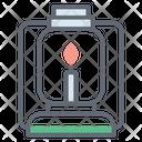Lantern Vintage Lantern Camping Lantern Icon