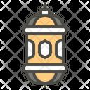 Lantern Ramadan Light Icon