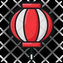 Christmas Light Decoration Light Chinese Lantern Icon
