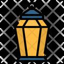 Lantern Oil Fire Icon