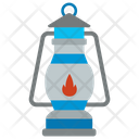 Lantern Traditional Heritage Fueled Lantern Icon