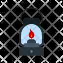 Lantern Light Decoration Icon