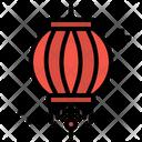 Lantern Paper China Icon