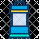 Camping Camp Lighting Lantern Icon