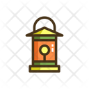 Lantern Lamp Light Icon