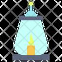 Lantern Lamp Torch Icon