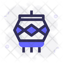 Lantern Light Lamp Icon