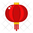 Lantern Light Decoration Icon