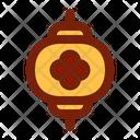 Lantern Celebrate Decoration Icon