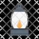 Lantern Firelamp Light Icon