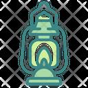 Lantern Halloween Flame Icon