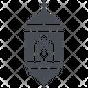 Islam Lantern Muslim Icon